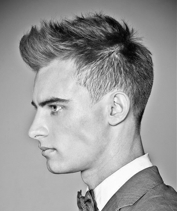 The Best Faux Hawk Hairstyles For Men 40 Fashionable Fohawks Pictures