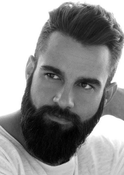 The Best 50 Hairstyles For Men With Beards Masculine Haircut Ideas Pictures