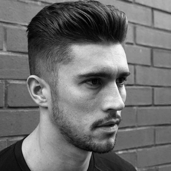 The Best Slicked Back Hair For Men 75 Classic Legacy Cuts Pictures