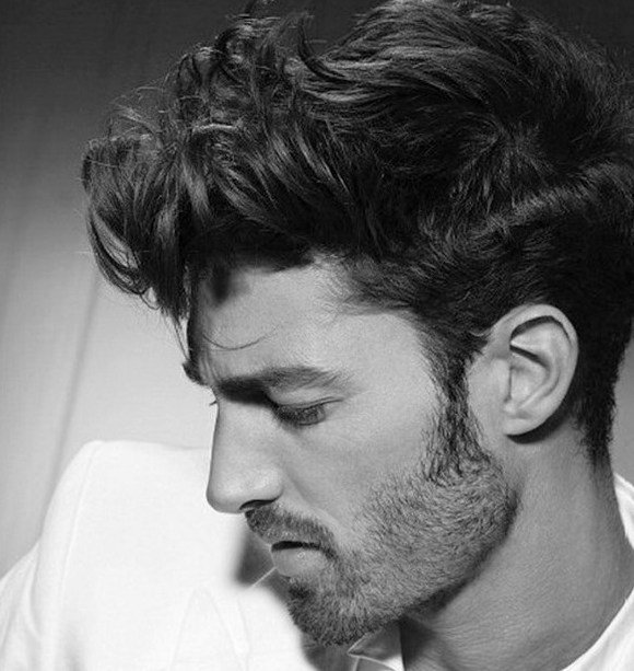 The Best Short Curly Hair For Men 50 Dapper Hairstyles Pictures