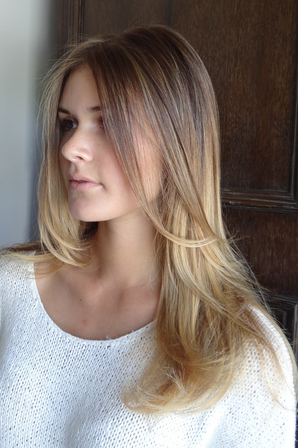 The Best The In Between Bronde Hair Color Neil George Pictures