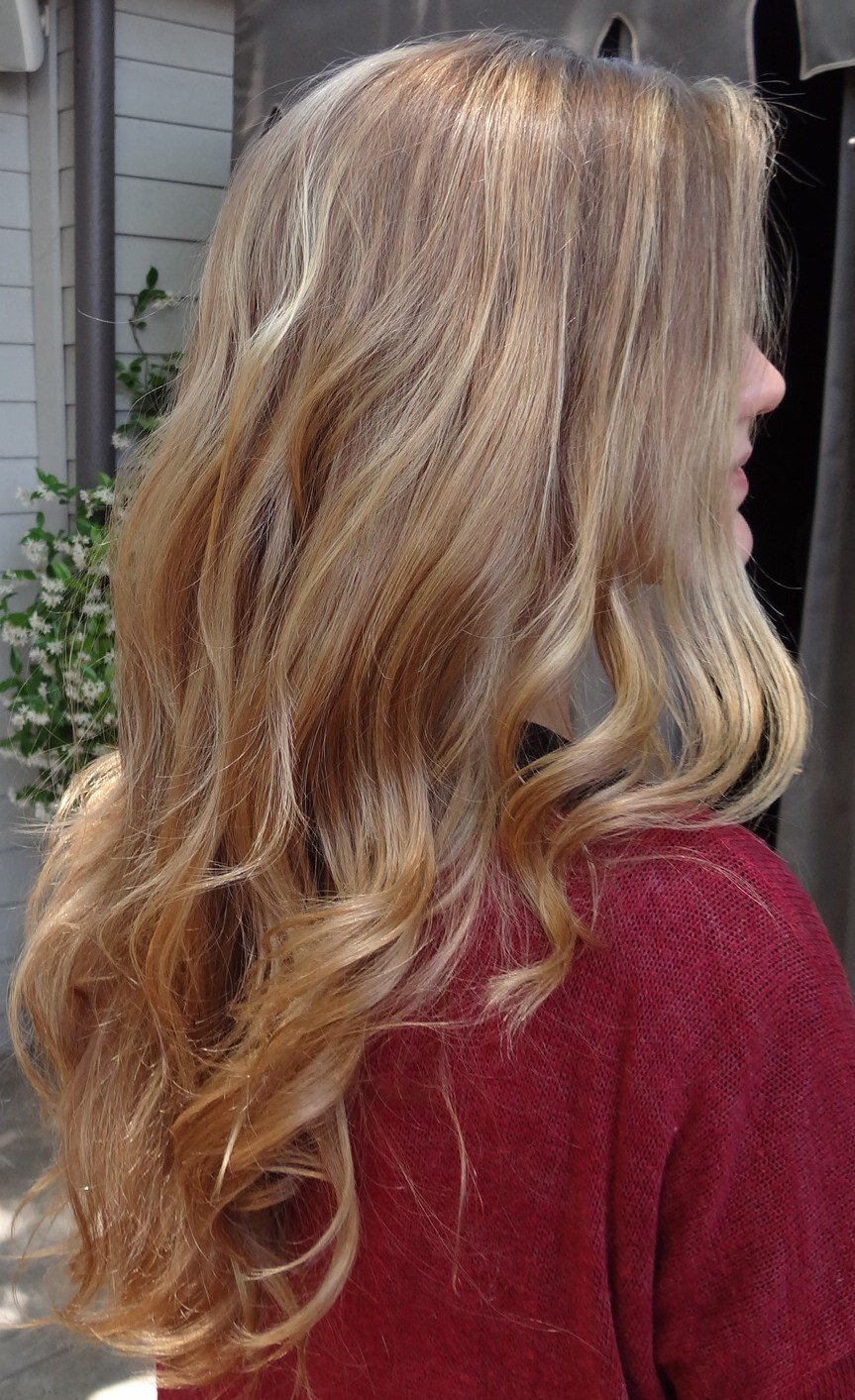 The Best Blonde Balayage Highlights Neil George Pictures