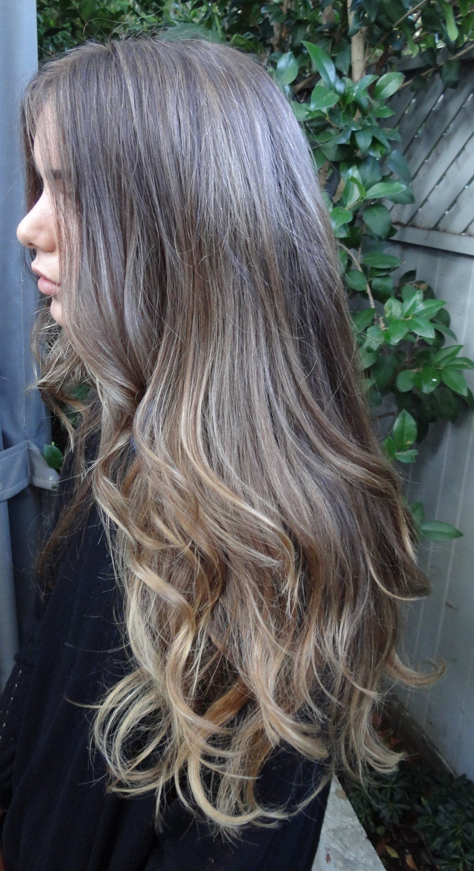 The Best Medium Brunette With Golden Highlights Neil George Pictures