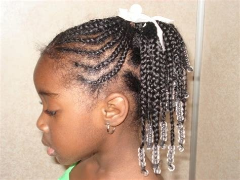 The Best Cute Braided Hairstyles For Little Black Girls Woman Pictures