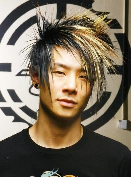 The Best Emo Guys Hairstyle Woman Fashion Nicepricesell Com Pictures