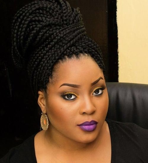 The Best 20 Quick Box Braids Pictures
