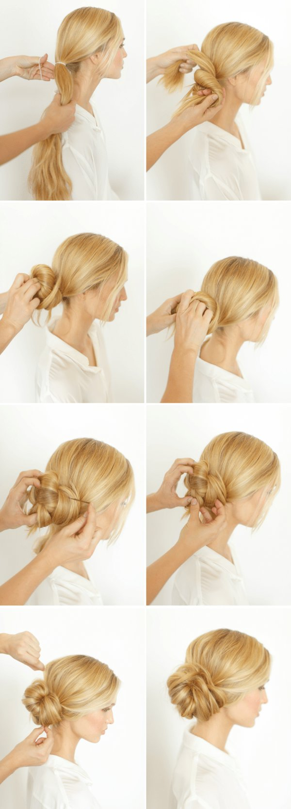 The Best 12 Easy Diy Hairstyle Tutorials For Every Occasion Pictures