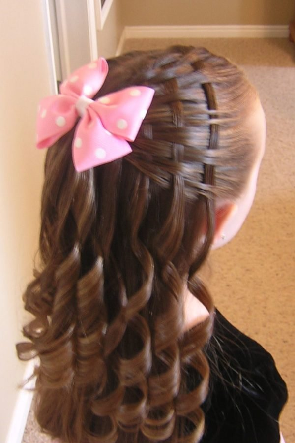 The Best Creative Diy Easter Inspired Hairstyles For Your Little Girl Pictures