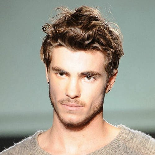 The Best Bcn Hairstyles Wavy Mens Hairstyles Pictures