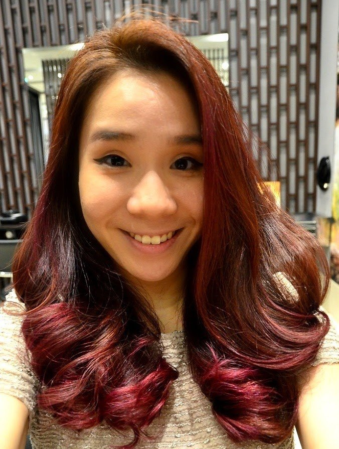 The Best Aveda Hair Coloring At Restyle Nu Sentral Silly Epiphany Pictures