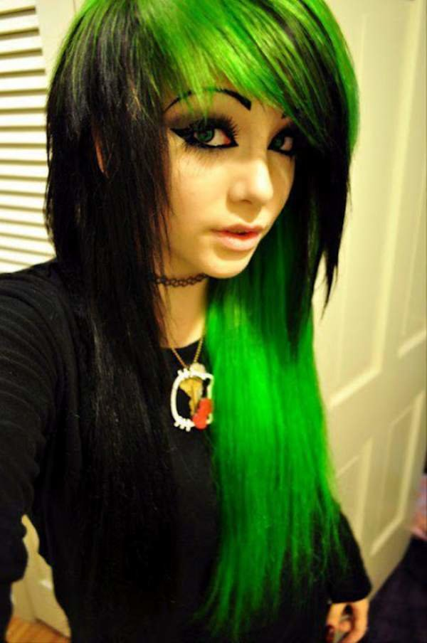 The Best Top Hair Style Best Emo Hairstyles For Girls 2013 Pictures