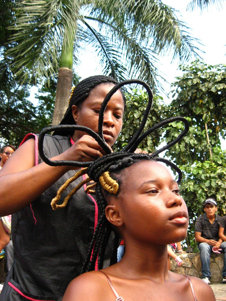 The Best Afro Colombian Hair Braiding Messages Of Freedom In Pictures