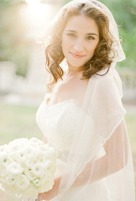 The Best Wedding Event Dress That Women Love 2014 New Bride Hair Style For Curve And Straight Hair Pictures