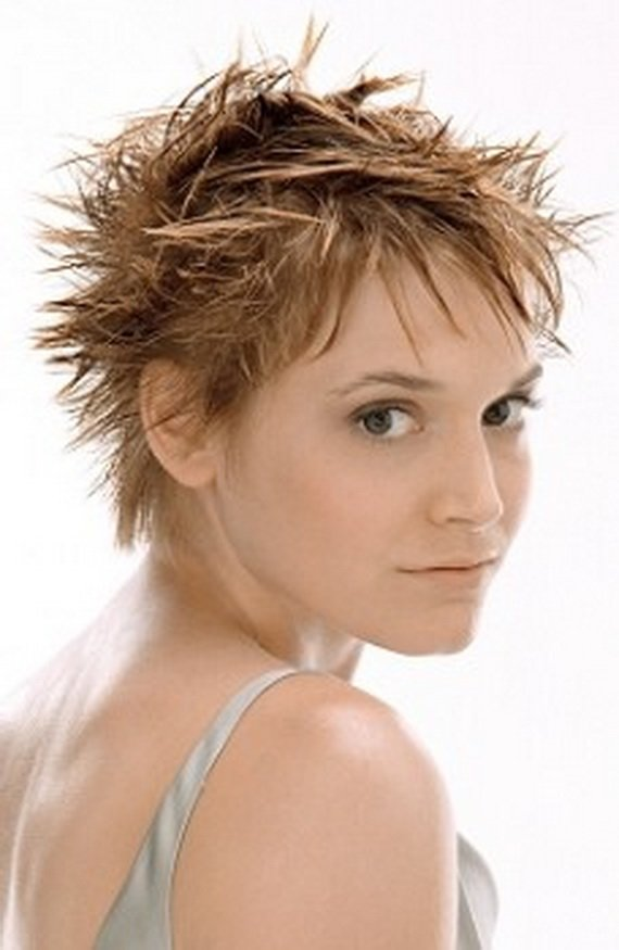 The Best Trendy Short Spiky Hairstyles For Women Best Hd Pictures