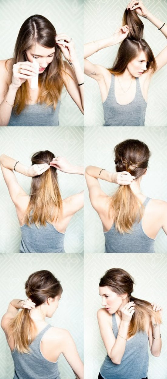 The Best Different Hairstyles Tutorials Diy Pictures