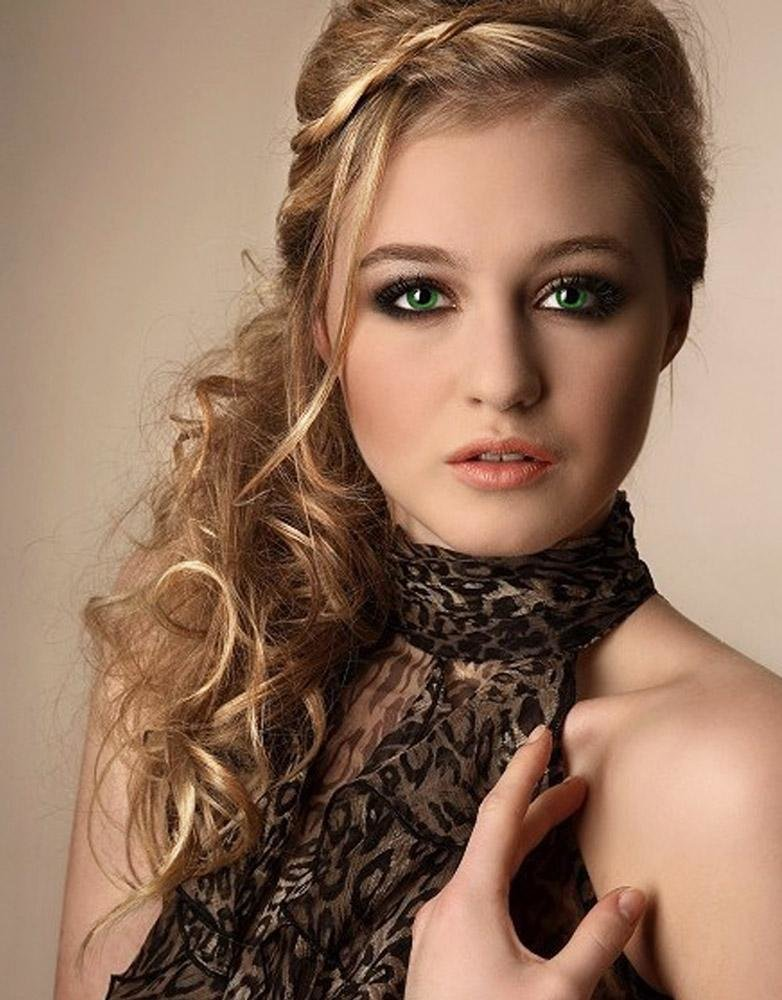 The Best Kafgallery Prom Hair 2012 Braids Pictures