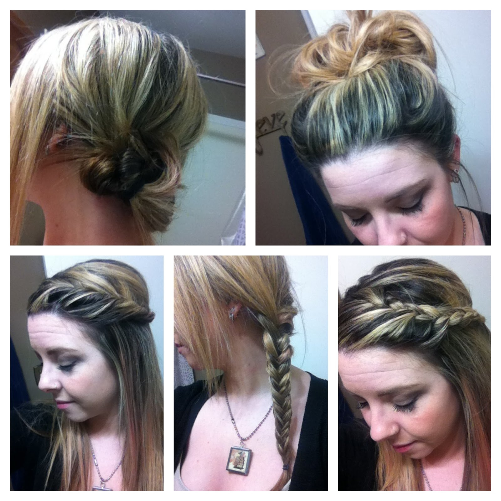 The Best Ashley Sue Makeup 5 Easy Back To School Hairstyles In Pictures