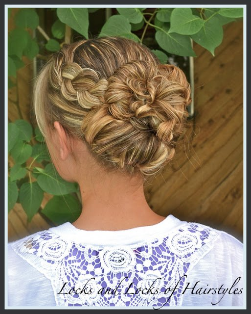 The Best Locks And Locks Of Hairstyles Quick And Easy Video Pictures