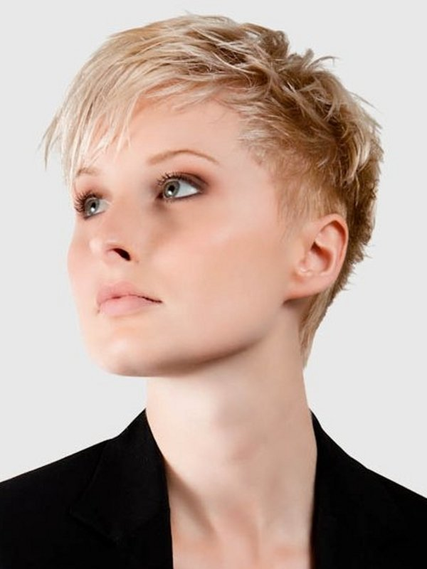 The Best Very Short Haircuts Short Hairstyle Monika Mojezycie Pictures