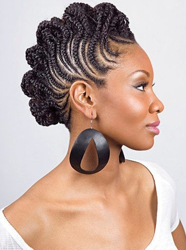 The Best Naturally Happy Hair Natural Hair Updos Protective Styles Pictures