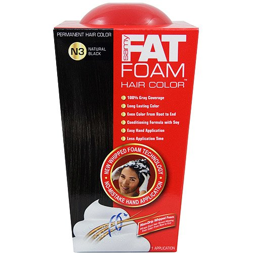 The Best Beauty Byte Fat Foam Hair Color Review Rave Pictures