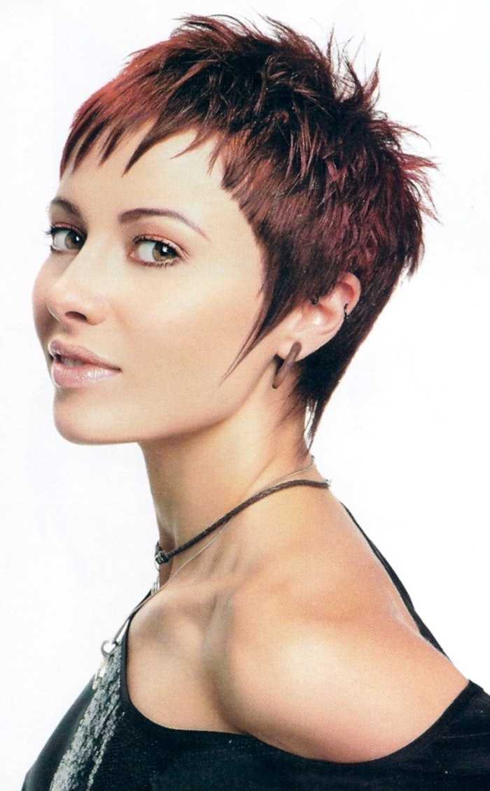The Best Pictures Of Short Hairstyles Short Womens Hairstyles Pictures