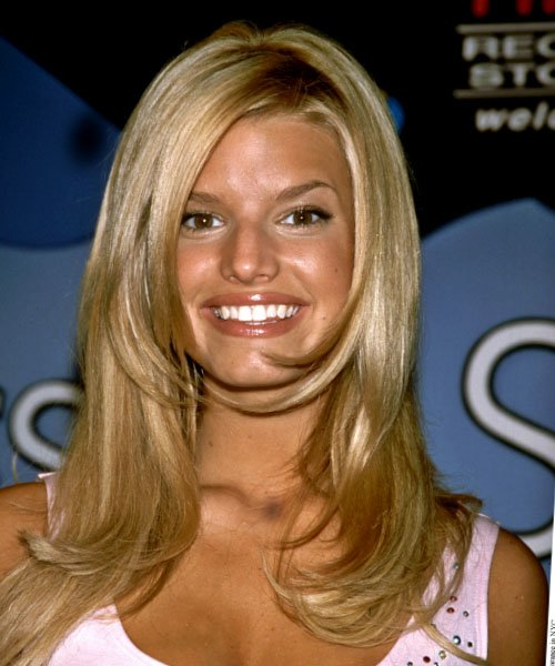The Best Jessica Simpson Hairstyles Puntodevistacultura Pictures