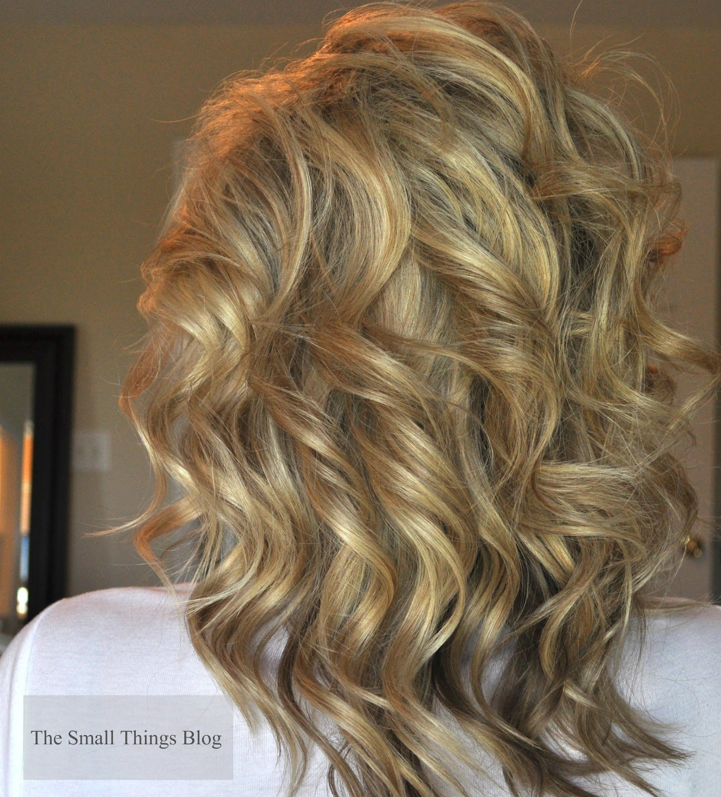 The Best How To Use A Curling Wand – The Small Things Blog Pictures