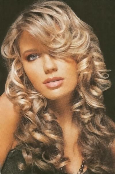 The Best New Hair Long Curly Prom Hairstyles Pictures