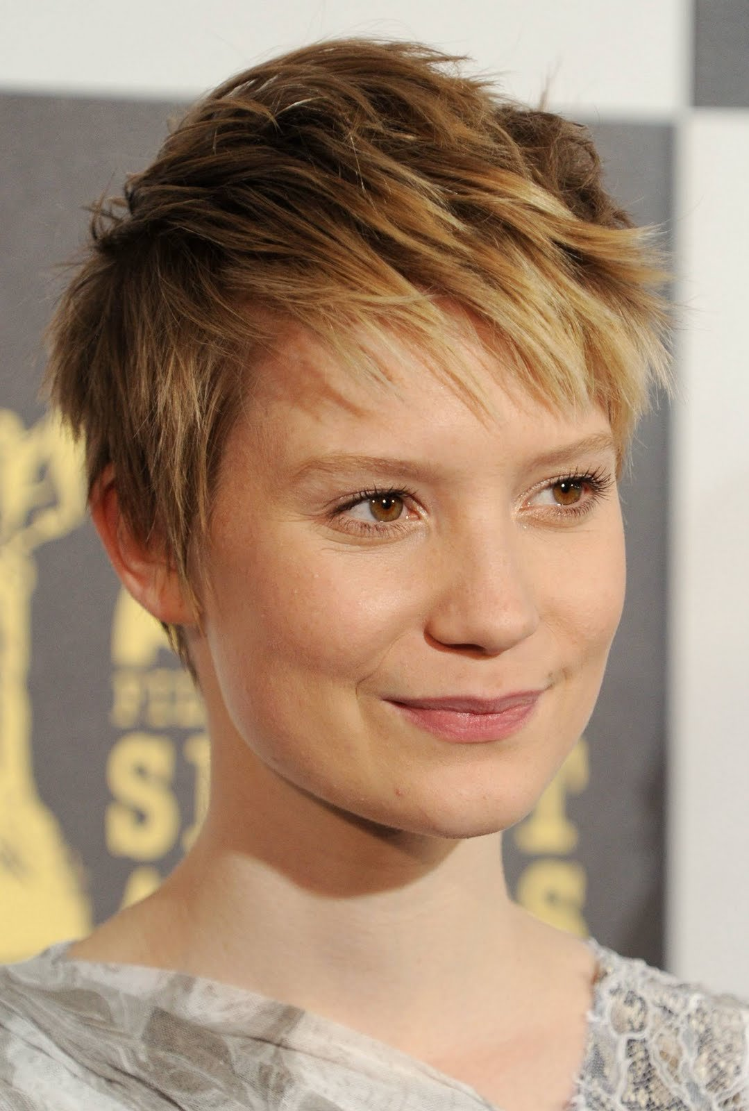 The Best Kafgallery Celebrity Favorite Short Pixie Hairstyles Of 2012 Pictures