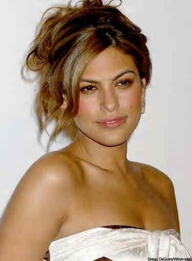 The Best Eva Mendes Long Hairstyles Eva Mendes Hot Hollywood Actress Pictures