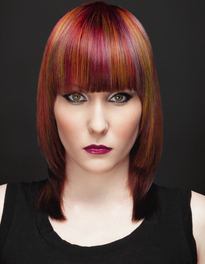 The Best Modern Chic Hairstyles With Bangs Trends Hairstyles Pictures