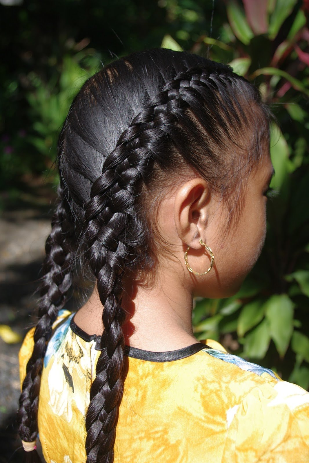 The Best Braids Hairstyles For Super Long Hair July 2013 Pictures
