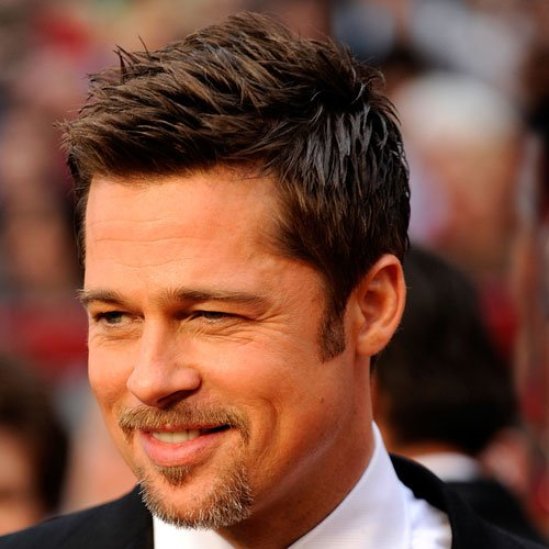 The Best Brad Pitt Hairstyles Pictures Sweet Hairstyles Pictures