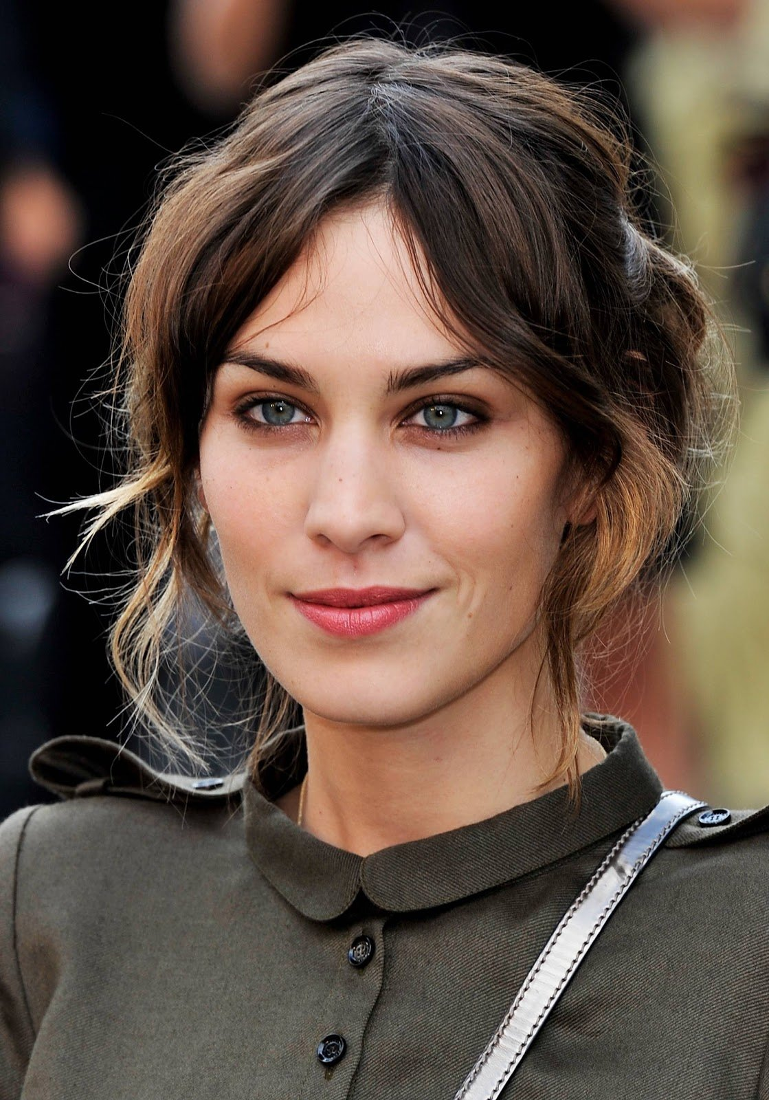 The Best Hairstyles For Men Alexa Chung The Hottest Short Pictures