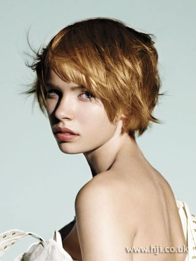 The Best Choppy Short Hairstyles Fit 2012 Pictures