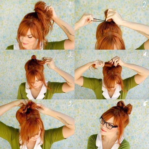 The Best Love My Hairstyle How To The Hair Bow Hairstyle Pictures