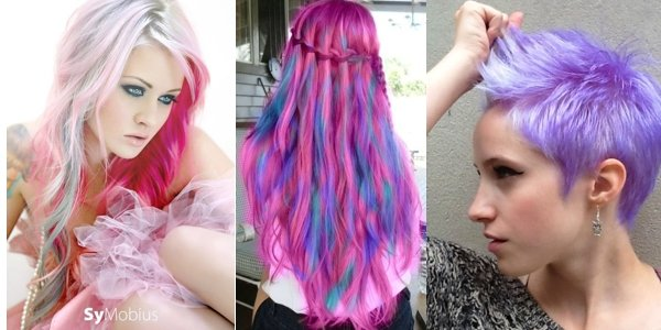 The Best A Month In Hair Colors Today Wild Hair Colors The Haircut Web Pictures