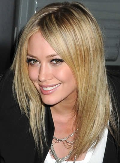 The Best Hairstyles For Medium Length Straight Hair Hairstyles Pictures
