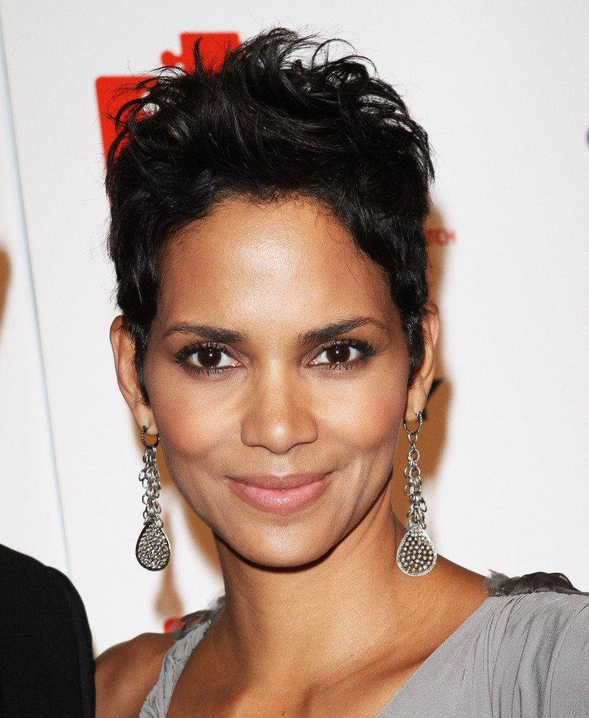 The Best Halle Berry Hairstyles Hairstyles 2013 Pictures