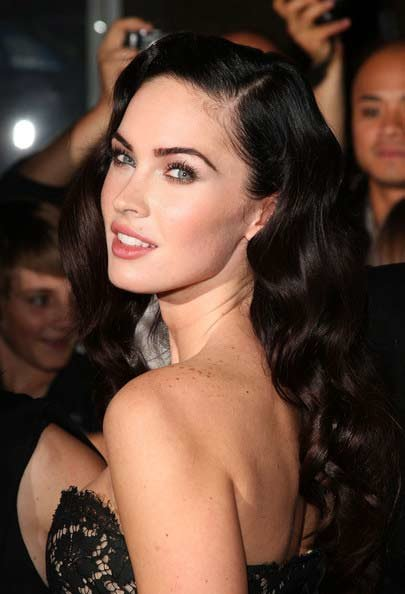 The Best Megan Fox Hairstyles Celebrity Hairstyles Pictures