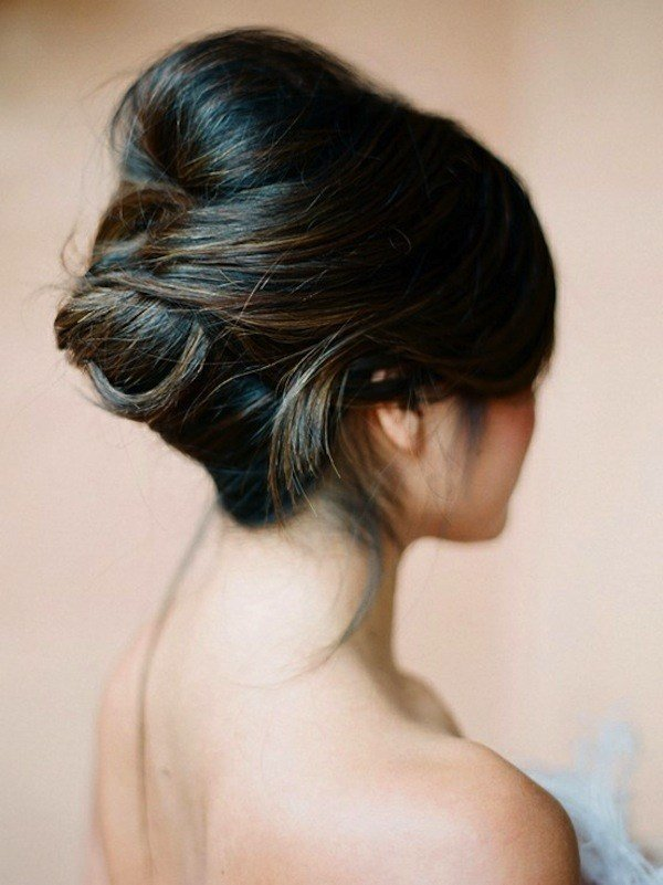 The Best Wedding Hair Inspiration Tutorials The French Twist Pictures