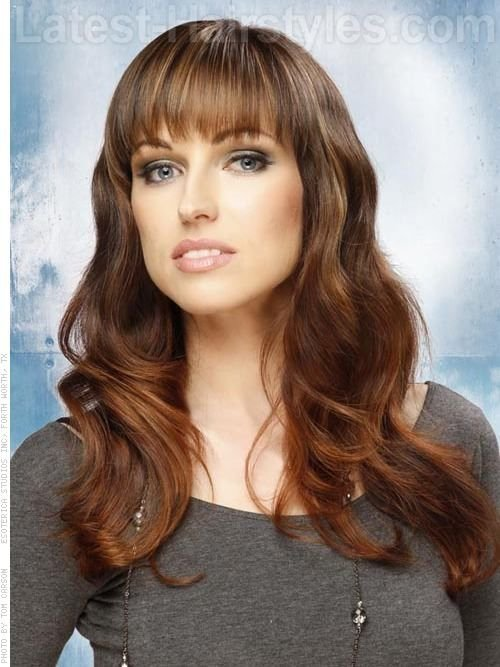 The Best 20 Amazingly Versatile Haircuts For Long Hair Pictures