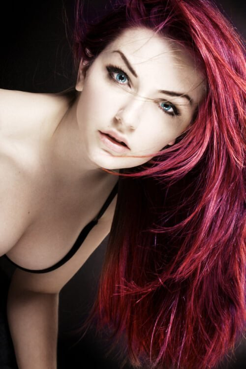 The Best 23 Beautiful Shades Of Burgundy Hair Color For 2017 Pictures