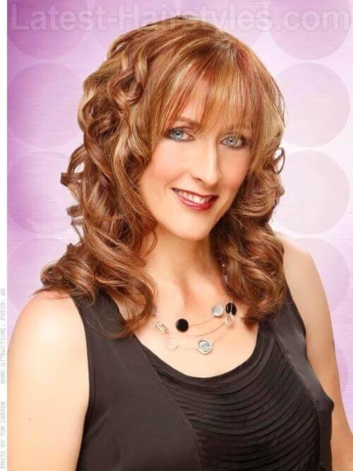 The Best The Most Elegant Mother Of The Bride Hairstyles You Ll Pictures