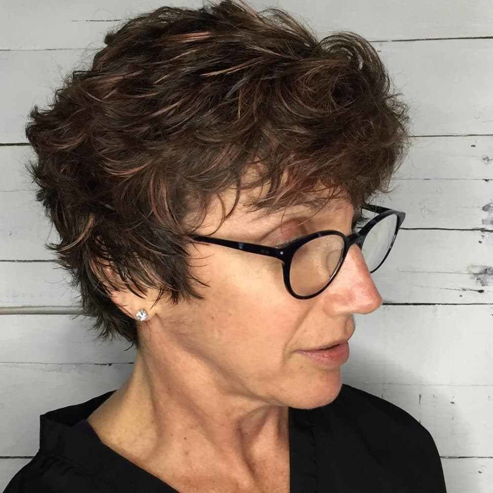 The Best 32 Flattering Short Haircuts For Older Women In 2018 Pictures