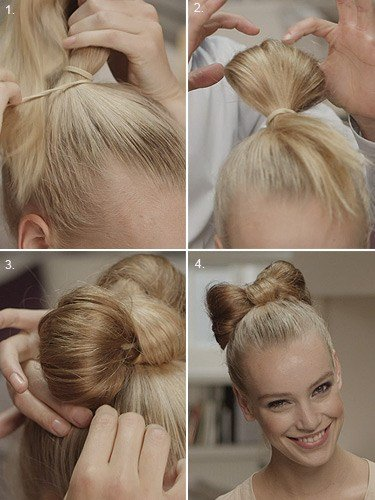 The Best Get The Look Step By Step Guide To The Hair Bow Pictures