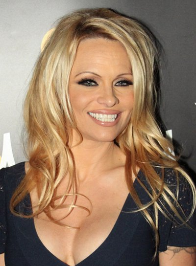 The Best Pamela Anderson Beauty Riot Pictures