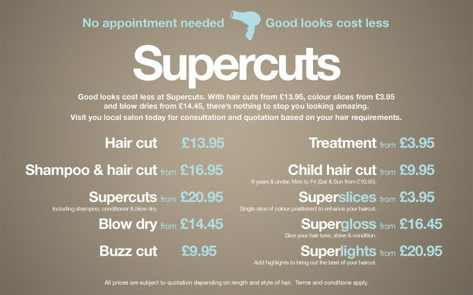 The Best Supercuts Sheffield Sheffieldcityguide Pictures