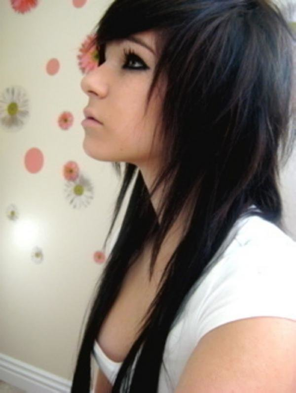 The Best 30 Groovy Emo Girl Hairstyles Slodive Pictures